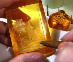 Tsarskoselskaya Amber Workshop