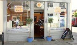 Saffron Cafe