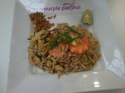 ‪Purple Pad Thai‬