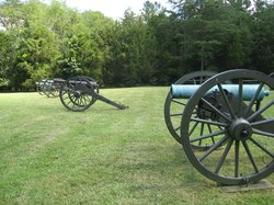 Chancellorsville Battlefield and Visitor Center