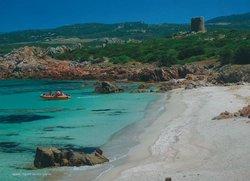 Spiaggia della torre Aragonese