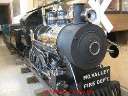 Watson Station & Steamtrain