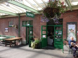 Dartmoor Railway Buffet