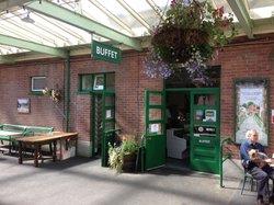 Dartmoor Railway Buffet