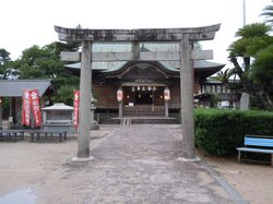 Shirokata Tenmangu Shrine