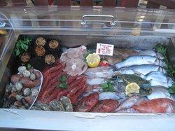 Ristorante del Mare Dietro L'Angolo