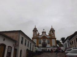 Cidade de Tiradentes Minas Gerais