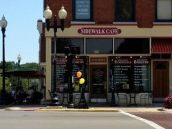 Sidewalk Cafe Painesville