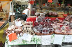 Market of Luino