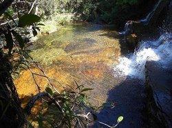 Toca de Cima Waterfall