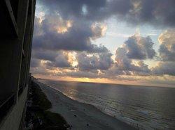 sunrise - room 1206