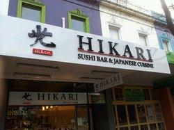 Hikari Sushi Bar & Japanese Cuisine
