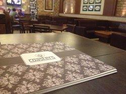 Coasters-The Coffee Club