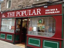 The Popular Restaurant