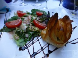 Restaurant le Saint-Jacques