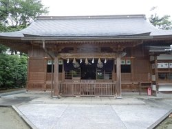 Shiroyama Inari Shrine
