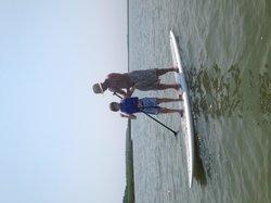 Swansboro Paddle Boarding