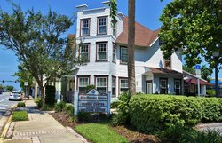MacDonald House Ormond Beach Welcome Center & Offices