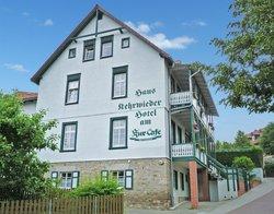 Haus Kehrwieder - Hotel am Kur-Cafe