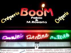 Boom Creperie di Fabio e M.Rosa