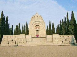 Zeitenlik WWI Cemetery