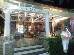 Caffe-Bistro Thomai