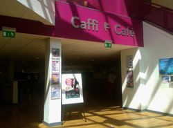 Jade Jones Pavilion Cafe