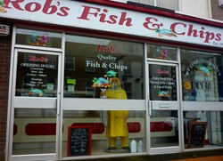 Rob's Fish & Chip Shop