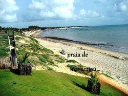 Praia de Maracajau