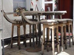 interesting 'high table'