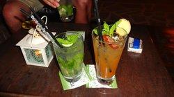 Mojito Tex Mex - Cocktail Bar