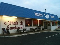 MOBY Dick Commissary