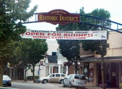 Historic District Downtown Cottage Grove