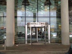 DoubleTree Main Entrance