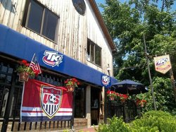 TK's American Cafe