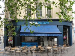 Boston Tea Party Bath Kingsmead Square