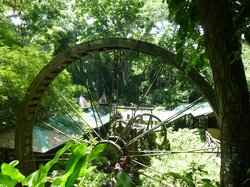 Arnos Vale Waterwheel and Nature Park