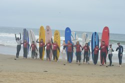 Sandbar Surf School