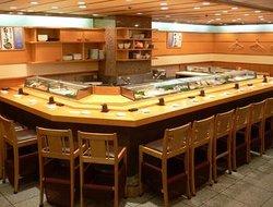 Tsukiji Sushisei Ginza Hakuhinkan