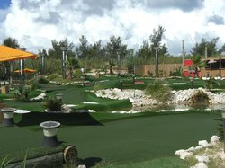Bermuda Fun Golf