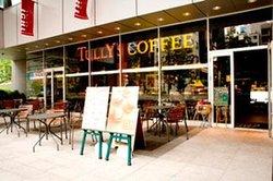 Tully's Coffee, Akihabara UDX