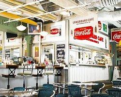 Longboard Café California Drivein