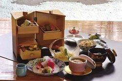Japanese restaurant Nakatsugawa