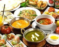 oriental table AMA