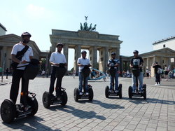 Yoove Mobility Segway Tours Berlin