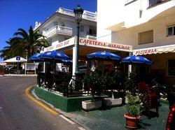 Cafeteria Miralmar