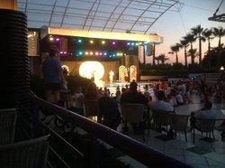 open air theatre