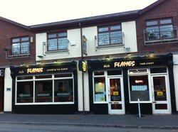 Flames Restaurant & Take Away. Clonee