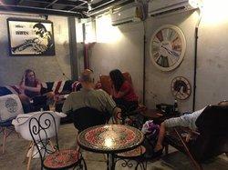 Hor-Nok-Hook Cafe