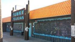 The Funky Pelican - Flagler Beach Pier, Flagler Beach, FL